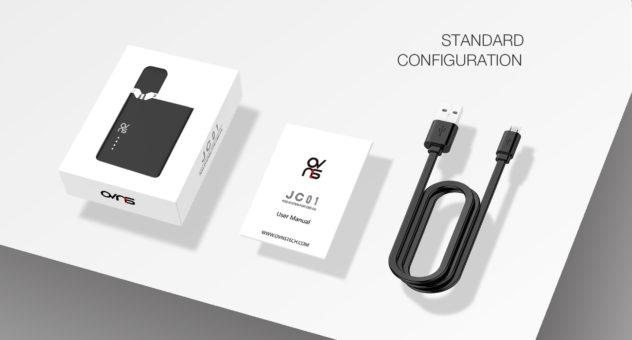 J-Pods Battery Starter Kit – Novah Garden